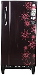 Godrej 185 E3H 4.2 Direct-cool Single-door Refrigerator (185 Ltrs, 4 Star Rating, Berry Bloom)