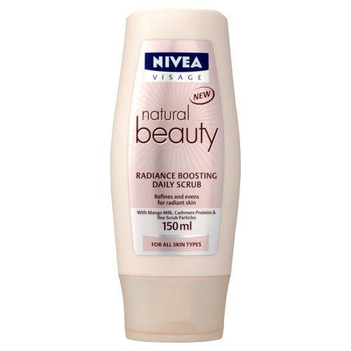 Nivea Visage Natural Beauty Face Scrub 150ml