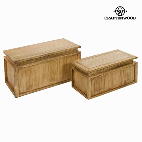 Set 2 bauli ios - Village Collezione by Craften Wood (1000026960)