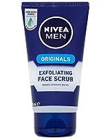 Nivea Men Originals Exfoliating Face Scrub (75ml)