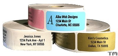 top 5 best personalized return address labels for sale 2016 boomsbeat