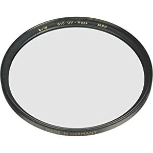 B+W 77mm Clear UV Haze with Multi-Resistant Coating (010M)
