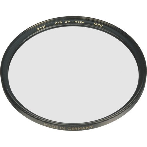 B + W Filter 77mm UV Filter With Multi Resistant Coating