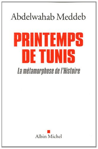 Printemps de Tunis (Documents Societe) (French Edition)