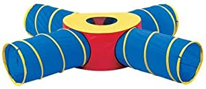 Pacific Play Tents Tunnels of Fun Junction Set by PACIFIC PLAY TENTS