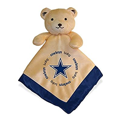 Dallas Cowboys 14x14 Security Bear Blanket Baby Fanatic NFL Hologram NWT