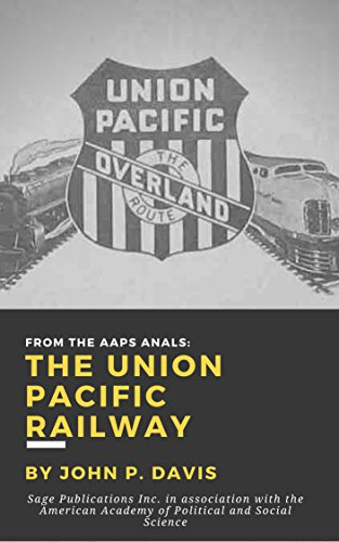 the-union-pacific-railway-english-edition