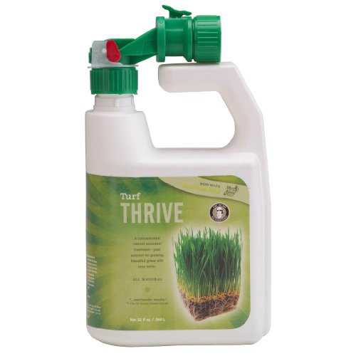 ALPHA BIOSYSTEMS, TURF THRIVE - 32 OZ RTS, Part No. 218480 (Catalog Category: FERTILIZERS / NATURAL AND ORGANIC)