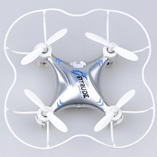 GPTOYS SPACE TREK Nano 2.4GHz & 6 Axis Gyro Quadcopter Drone Rc Expl
