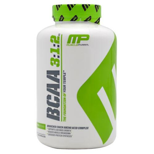 Muscle Pharm – BCAAS (Amino Acid) 240 Capsules