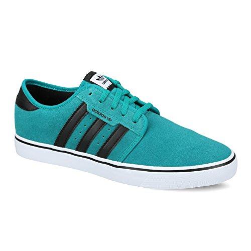 Scarpe adidas - Seeley verde/nero/bianco formato: 37 1/3