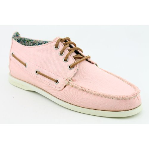 Sperry Top-Sider Women's A/O Shoe Lace-Up,Pink,8 US