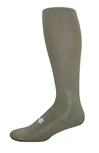 Under Armour Men's Heatgear Boot Socks (1-Pack) LG  (Men's Shoe 9-12.5)