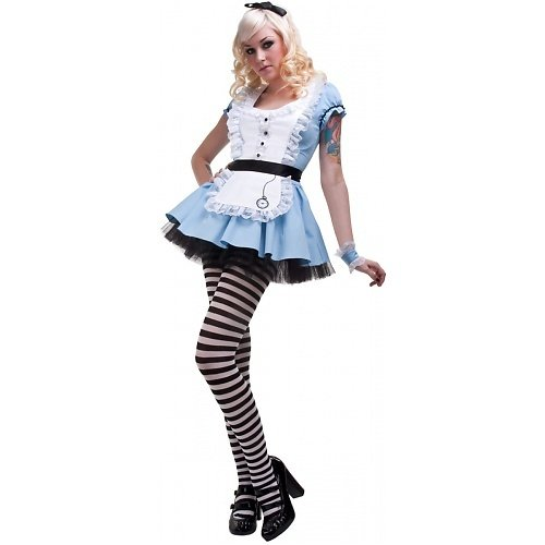 Wonderful Alice Sexy Alice in Wonderland Costume
