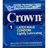 Okamoto CROWN condoms - 100 condoms