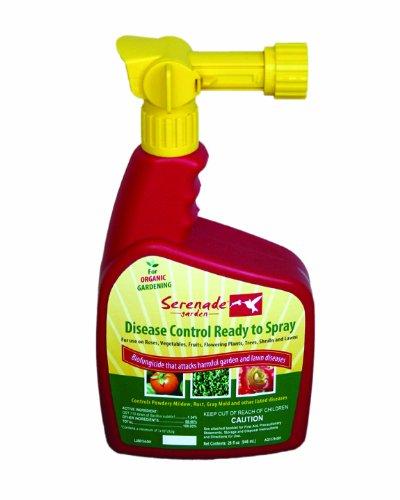 Bayer Advanced 708490 Serenade Garden Ready To Spray Lawn Disease Control 28 Ounce Home