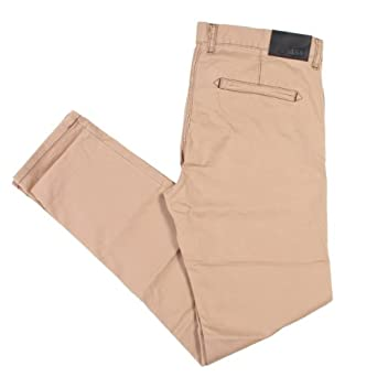 RUDE Khaki Skinny Chinos Size : 36