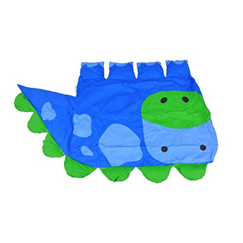 Nimble Joy Home Bedroom Baby Kids Children Boy Girl Toddler Nursery Cartoon Animal Pillow Case Cover Standard Sham Blue Dinosaur Style