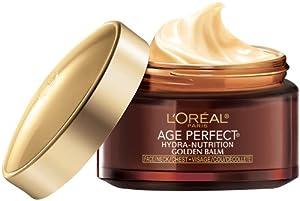 L'OREAL Age Perfect Golden Balm Face, Neck & Chest Moisturizer 1.7 oz