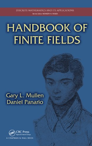 Handbook Of Finite Fields (Discrete Mathematics And Its Applications)