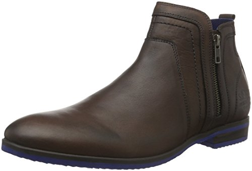 s.Oliver 15300, Stivaletti Uomo, Marrone (Dark Brown 302), 42 EU
