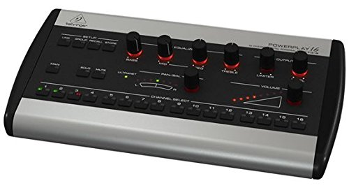 Behringer P16-M Powerplay 16-Channel Digital Personal Mixer