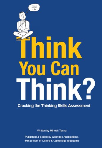 Think You Can Think?: Cracking the Thinking Skills Assessment