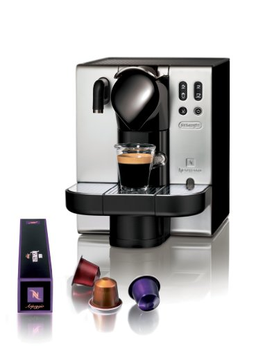 de 39 longhi lattissima en 680 cafeti re nespresso on sale machine a cafe. Black Bedroom Furniture Sets. Home Design Ideas