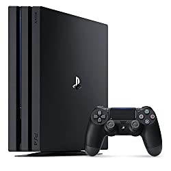 PlayStation 4 Pro ジェット・ブラック 1TB (CUH-7000BB01)
