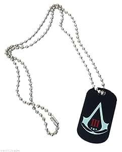 1 X Assassins Creed Metal Dog Tag