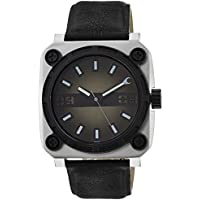 Fastrack Metalhead Analog Black Dial Men's Watch - 3105SL01