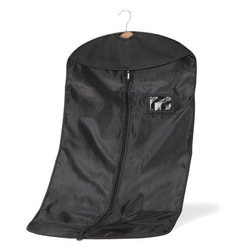 Deluxe Kleidersack, Farbe:Black Black