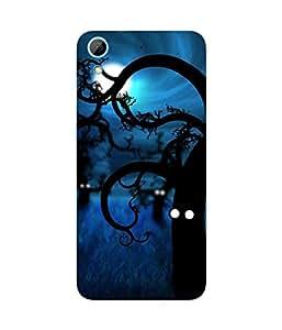 Forest Midnight HTC Desire 826 Case