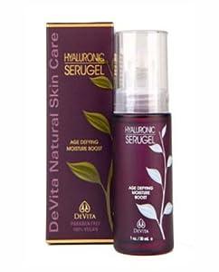 Absolute Minerals - Devita Skin Care - 65% Hyaluronic SeruGel, 1oz by Devita