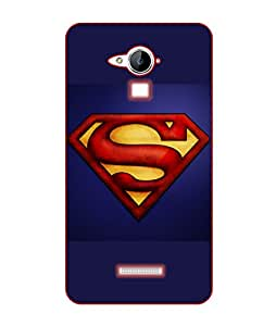Happoz Coolpad Note 3 lite Cases Back Cover Mobile Pouches Shell Hard Plastic Graphic Armour Premium Printed Designer Cartoon Girl 3D Funky Fancy Slim Graffiti Imported Cute Colurful Stylish Boys D075