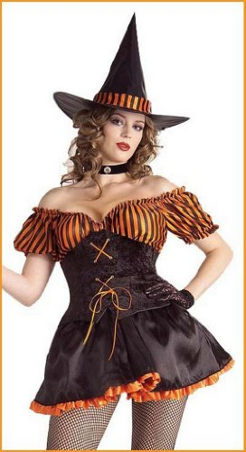 Halloween Costumes Witch Womens Costume
