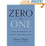 Peter Thiel (Author), Blake Masters (Author)  9 days in the top 100 (24)Buy new:  $27.00  $17.01 39 used & new from $15.15