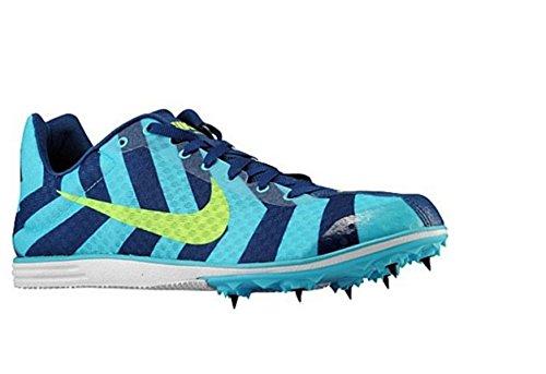 Nike Zoom Rival D 8 Men's Track Spike Running Shoe (Men 5.5 Women 7) (Spikes Running Nike Rival D compare prices)