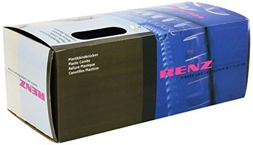 renz-plastico-peina-estadounidense-lanzamiento-21-anillos-para-a4-diametro-45-mm-azul