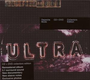 Depeche Mode - Ultra (SACD + DVD, Deluxe Edition) - Zortam Music