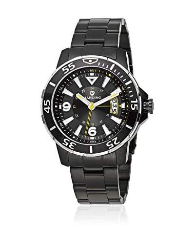 Harding Reloj con movimiento Miyota HA0505 Aquapro  46  mm