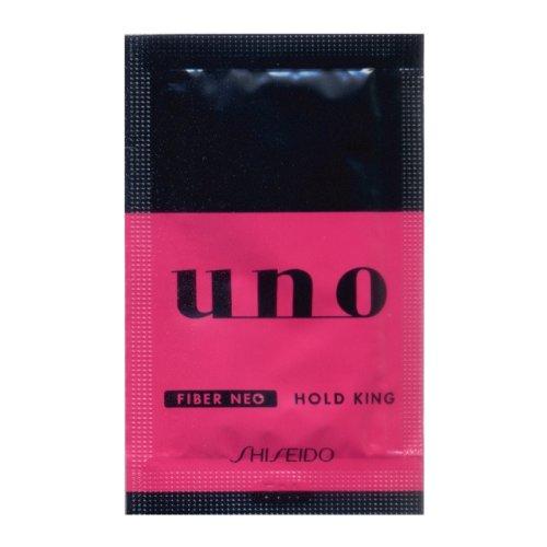 資生堂 UNO パウチ ホールドキング ワックス整髪料 10包