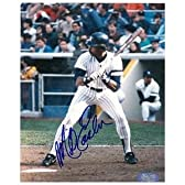 8×10 ) - - マイク・イースラー写真を署名サイン入りMLB写真。【並行輸入】