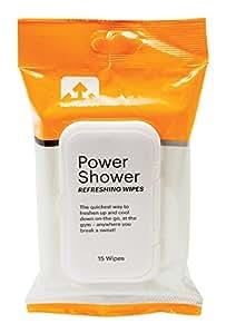 Nathan Power Shower Refreshing Body Wipes