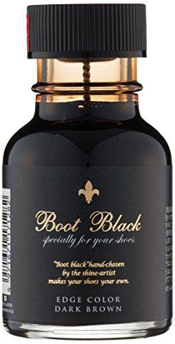 [ブートブラック] BootBlack EDGE COLOR BBエッジカラー (DARK BROWN(ダークブラウン)70ml)