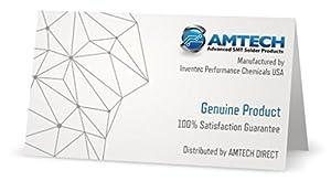 AMTECH Sn63/Pb37 (T3) No-clean Solder Paste (ROL0) SynTECH 35g kit USA 13880K