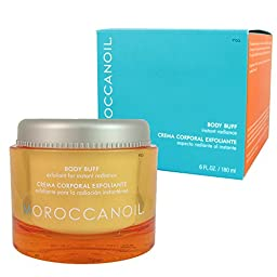Moroccanoil Body Buff Instant Radiance, 6 Ounce