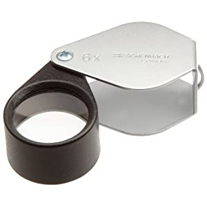 Amazon.com: Eschenbach Aplanatic Folding Loupe Magnifier