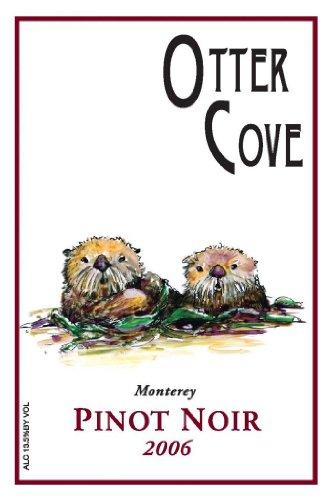 2006 Otter Cove Wines Monterey County Monterey Pinot Noir 750 Ml