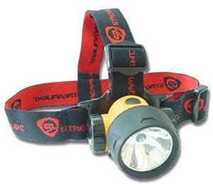 Streamlight 61050 Trident Super-Bright LED/Incandescent Combo Head Lamp